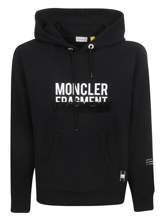 Moncler Genius Logo Hoodie