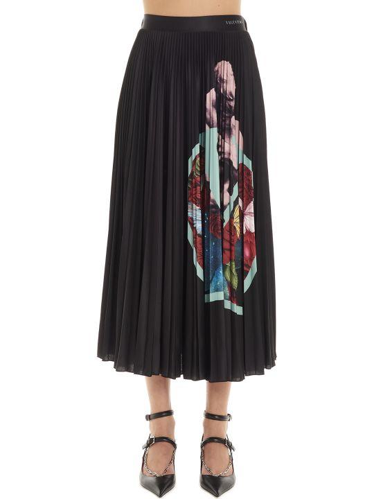 Valentino 'lovers' Skirt