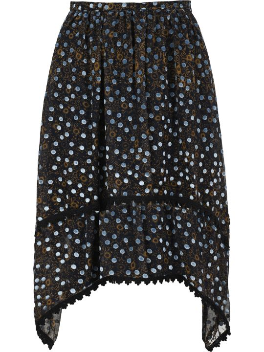 See by Chloé See By Chloe' Wavy Skirt