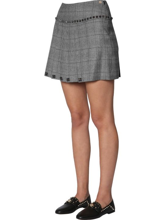 Versace Collection Pleated Skirt