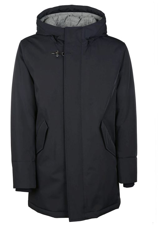 Fay Hooded Jacket