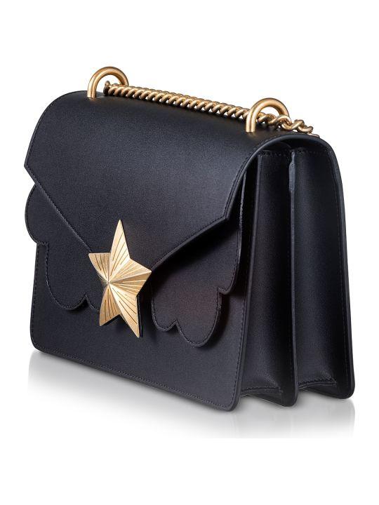 Les Jeunes Etoiles Genuine Leather New Vega Medium Shoulder Bag
