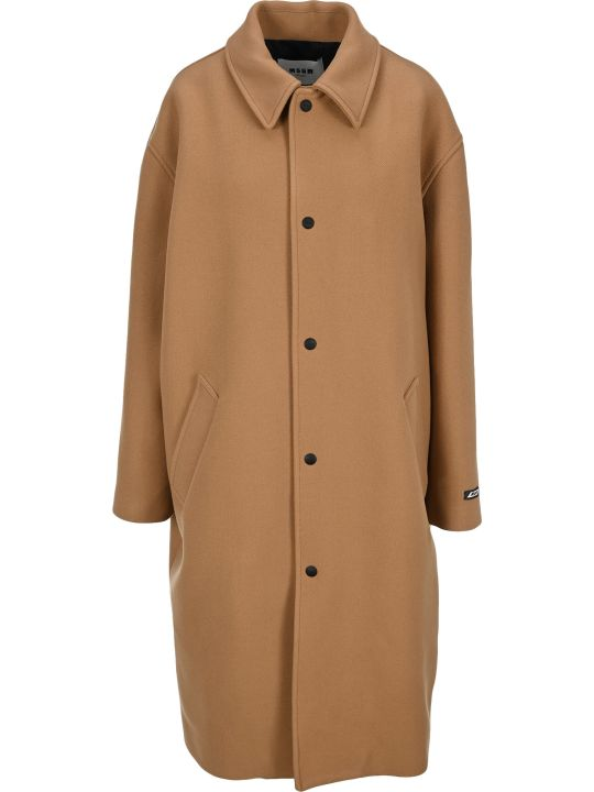MSGM Turbo Coat