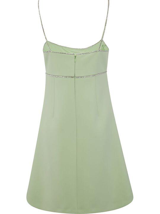 Miu Miu Sleeveless Short Dress