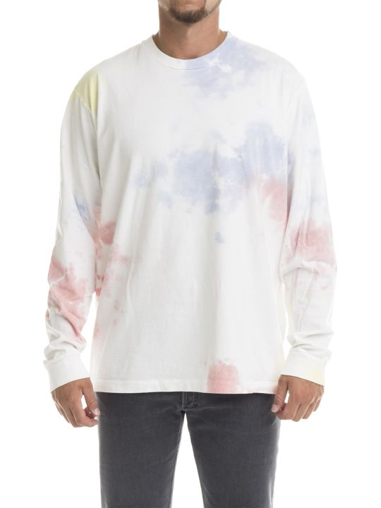 John Elliott Ls University Tee Ink Bloom