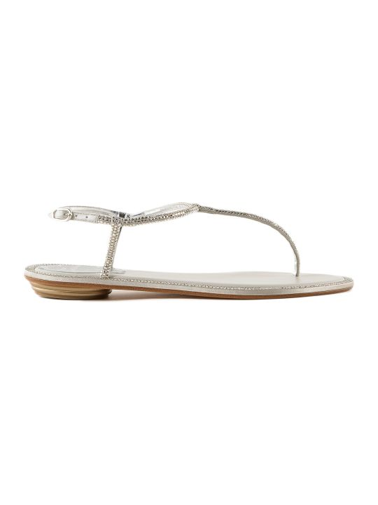 René Caovilla Rene Caovilla Thong Shade Flat Sandals