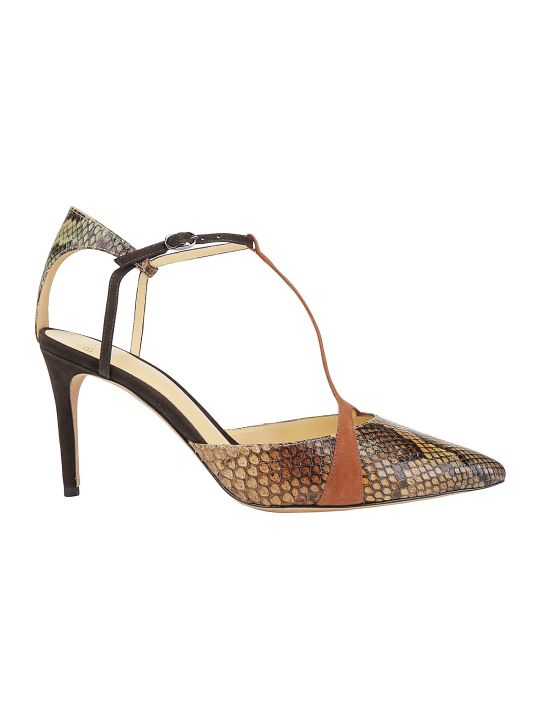Alexandre Birman Anitta Pumps
