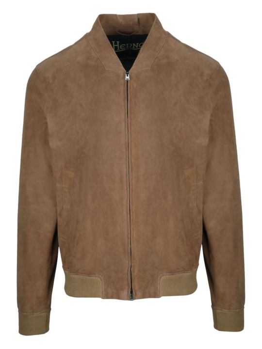Herno Classic Bomber Jacket