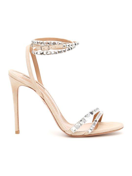 Aquazzura Vera 105 Sandals