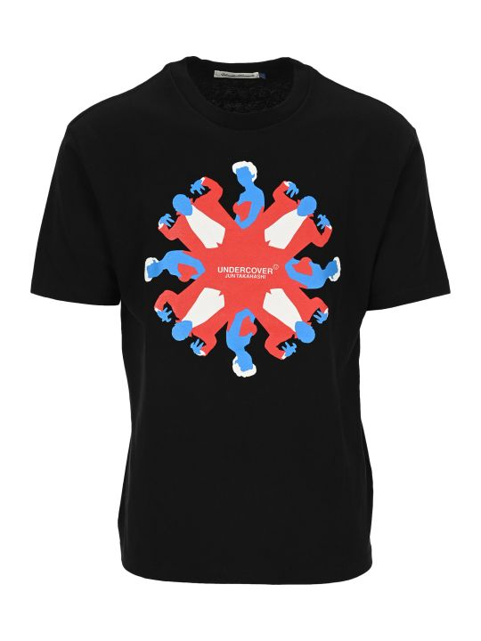 Undercover Jun Takahashi Undercover Graphic-print Logo T-shirt
