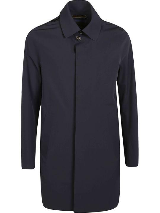 Moorer Conceal Buttoned Coat