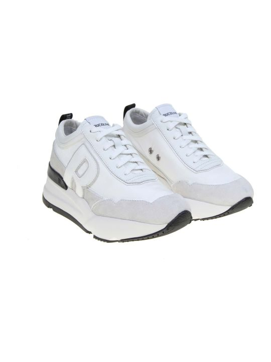 Ruco Line Rucoline Sneakers R-evolve In Fabric