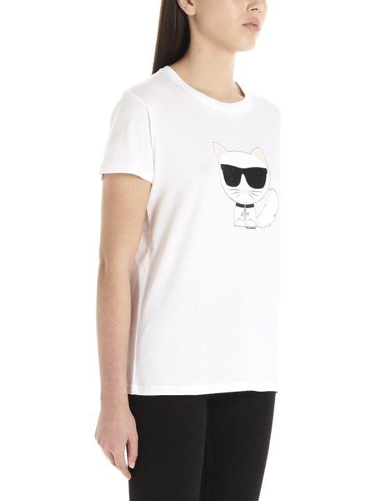 Karl Lagerfeld 'k/ikonik' T-shirt