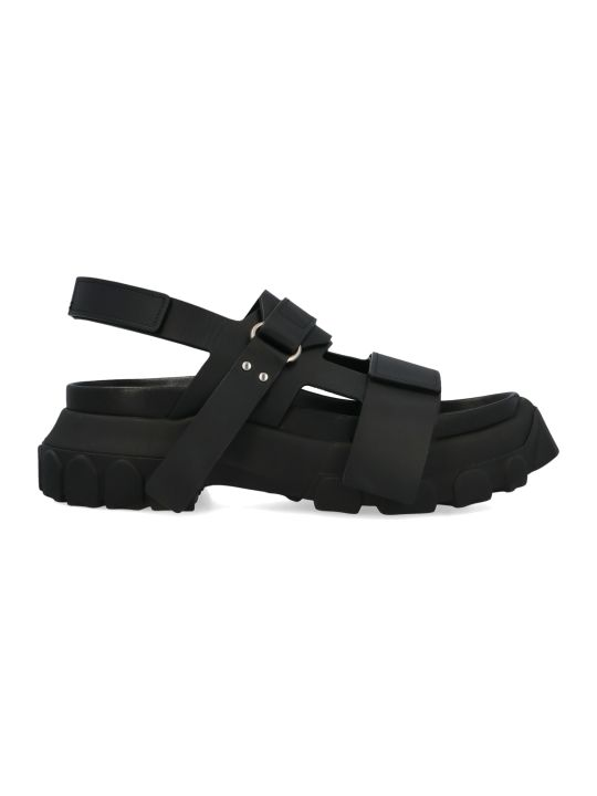 Rick Owens 'tractor' Shoes