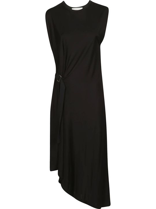 8PM Draped Detail Dress