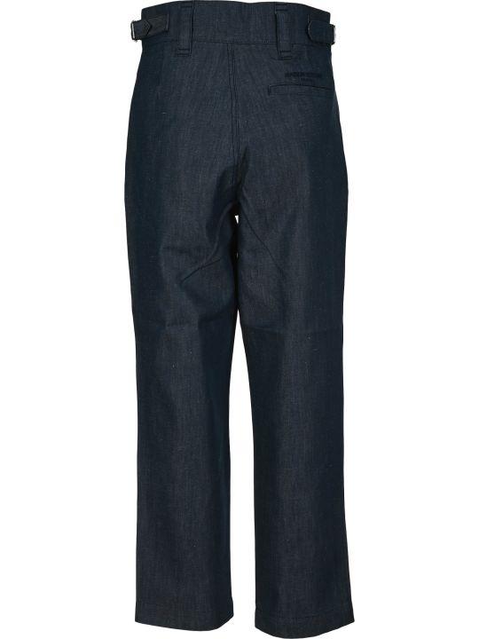 Maison Kitsuné Maison Kitsune Jeanne Worker Pants