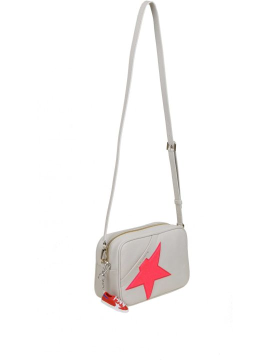 Golden Goose Star Bag Shoulder Bag In Grained Leather