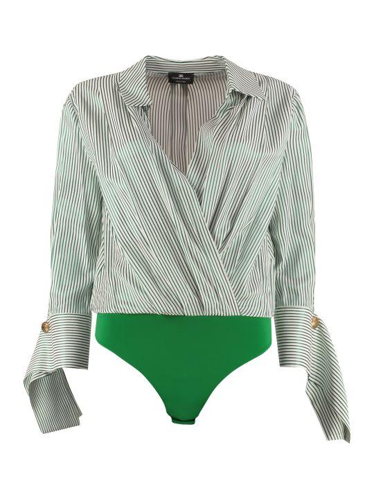 Elisabetta Franchi Celyn B. Viscose Body Shirt