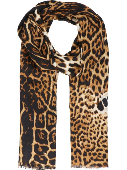 Saint Laurent Scarf