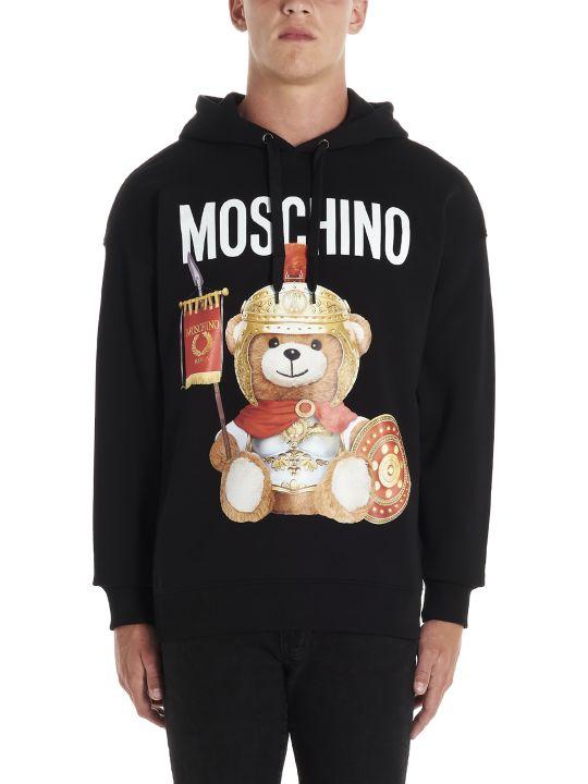 Moschino 'teddy Gladiatore' Hoodie