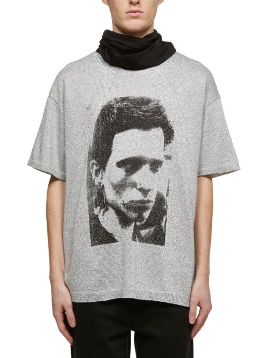 Raf Simons Oversized Printed T-shirt