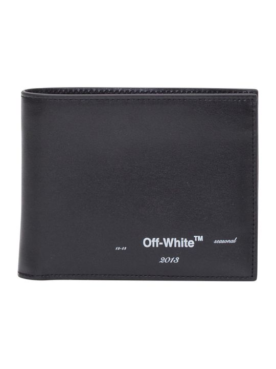 Off-White Logoed Wallet