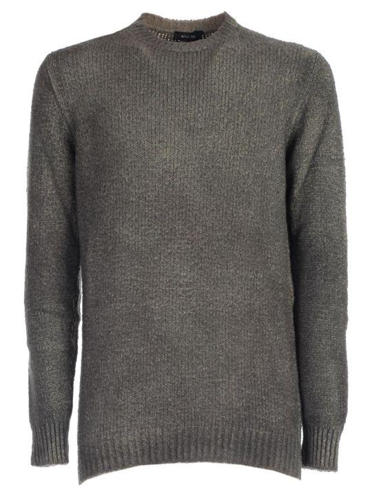 Avant Toi Sweater L/s Round Neck Cotton