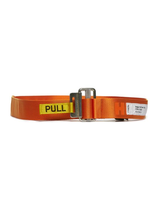 HERON PRESTON Logo Belt