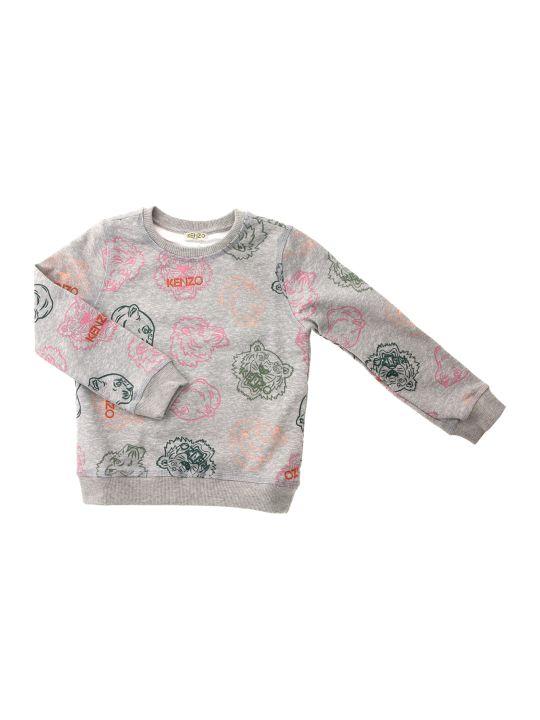 Kenzo Ghita Crazy Jungle Sweatshirt