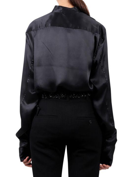 Ann Demeulemeester Black Shirt