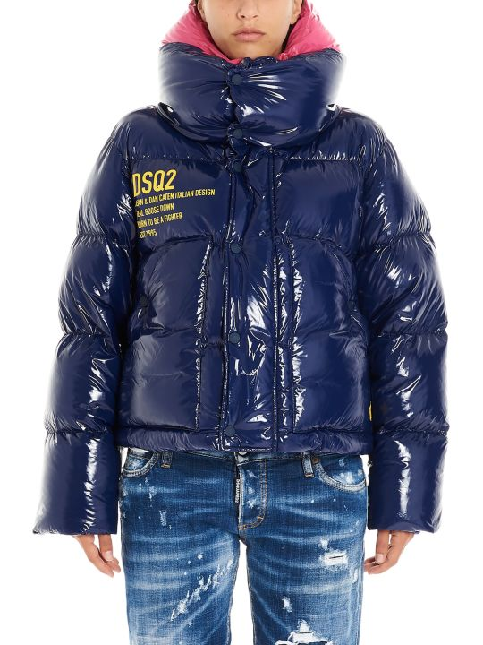 Dsquared2 'puffed Bomber' Jacket