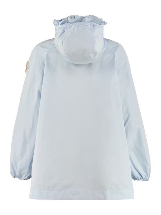 Moncler Genius Nervilia Hooded Windbreaker