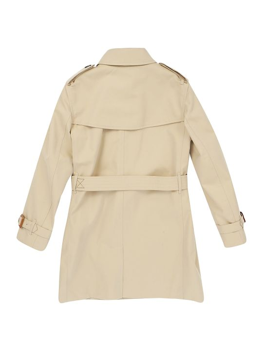 Burberry Mayfair Trench Coat For Girl