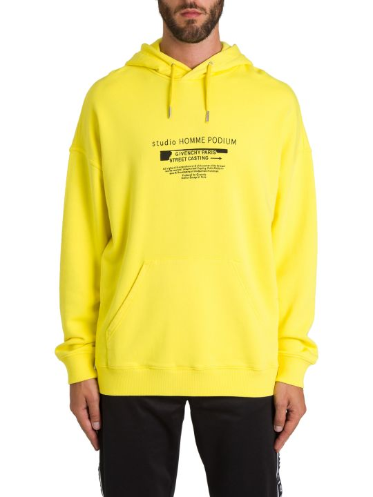 Givenchy Studio Homme Podium Hoodie