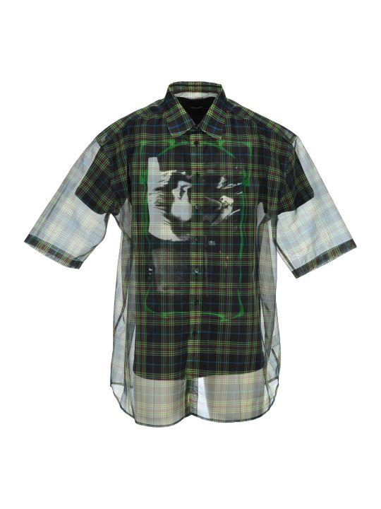 Raf Simons Raf Simons Printed Shirt+t-shirt