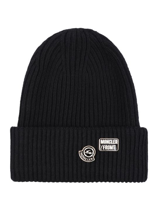 Moncler Genius Ribbed Knit Beanie