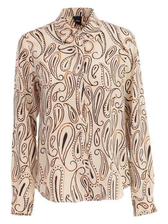 Aspesi Shirt L/s W/stripes