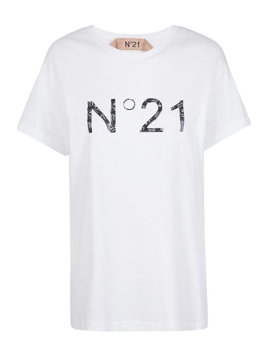 N.21 Logo Scotch T-shirt