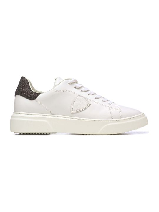 Philippe Model Philippe Model White Temple Sneakers