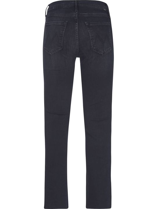 Mother Classic Fitted Jeans