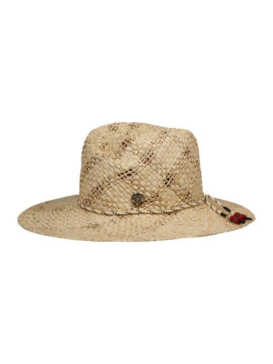 Maison Michel Rose 20ps Open  Hat