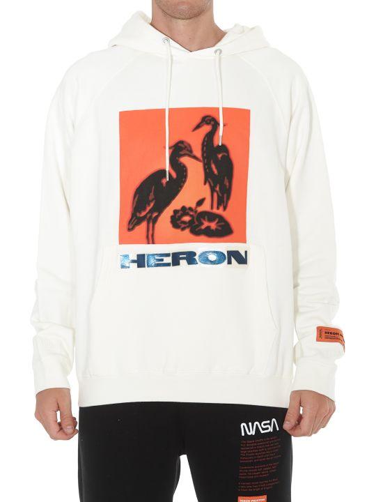 HERON PRESTON Heron Tape  Hoodie