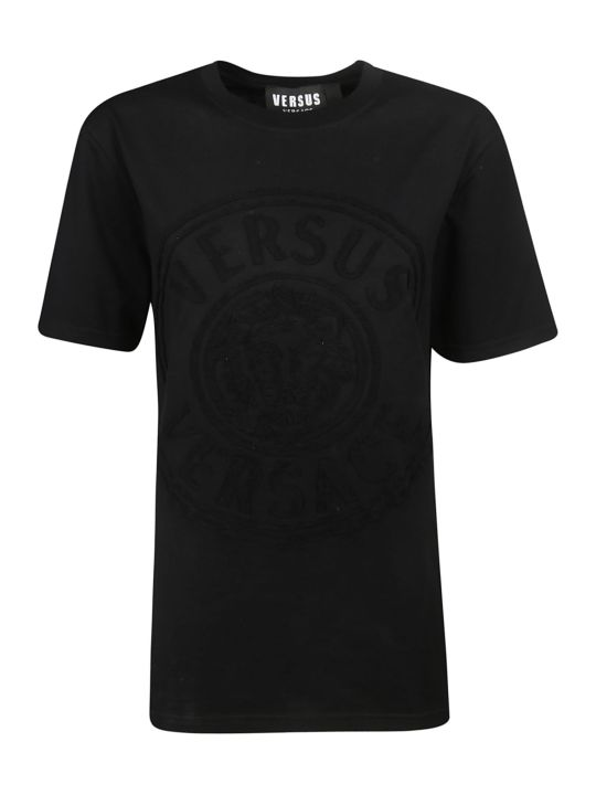 Versus Versace Circle Logo T-shirt