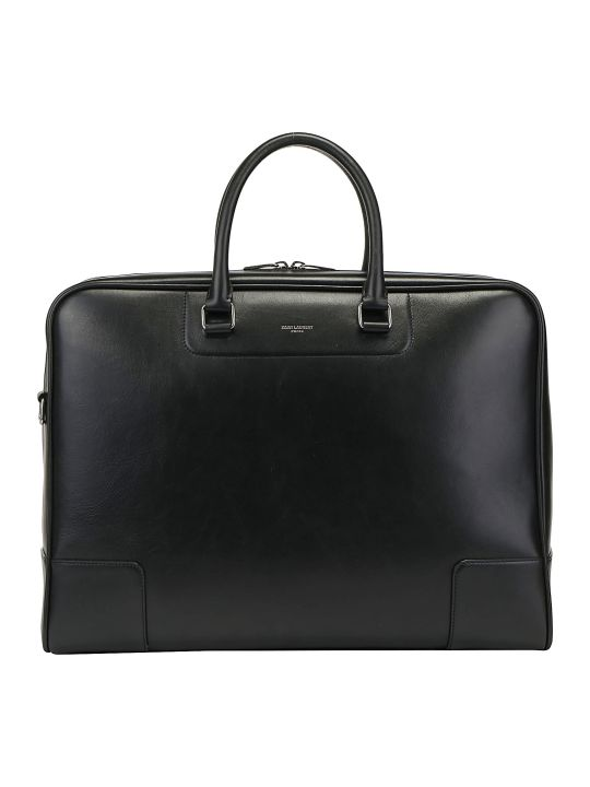 Saint Laurent Clement Briefcase