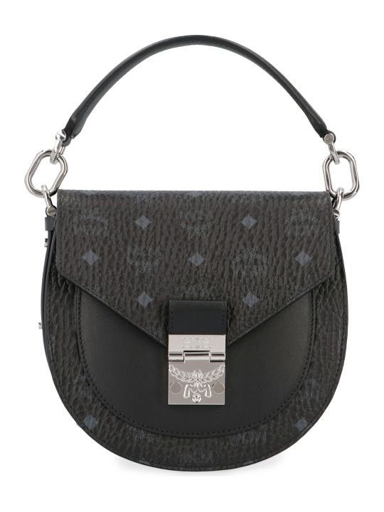 MCM Patricia Visetos Shoulder Bag