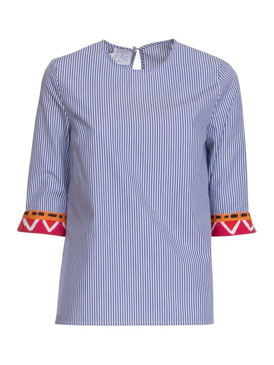Stella Jean Cotton Shirt
