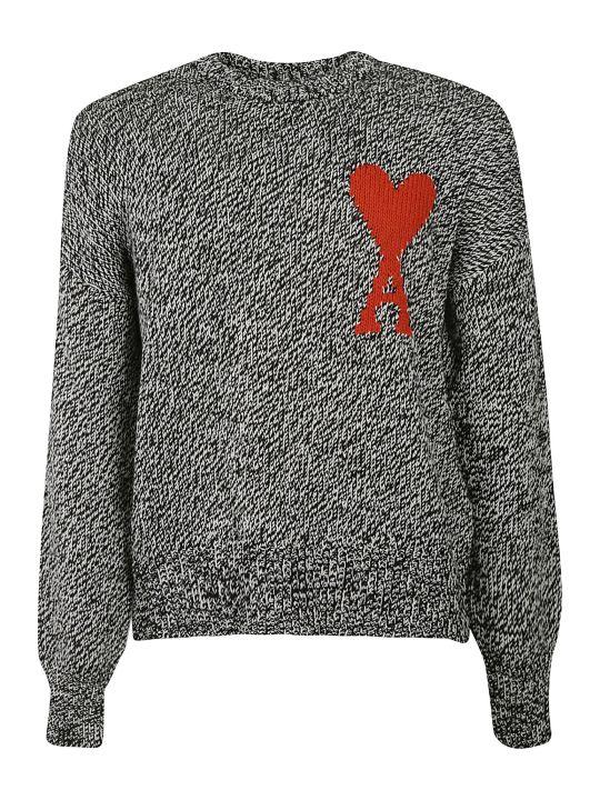 Ami Alexandre Mattiussi Knitted Sweater