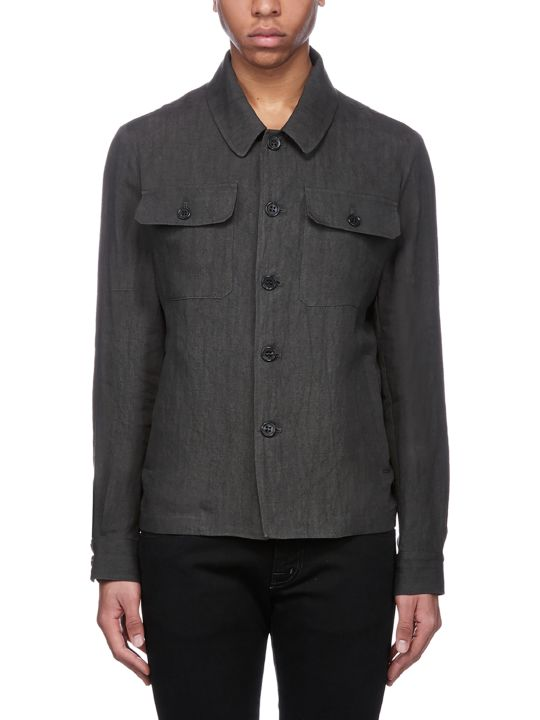 Drumohr Multi-button Shirt