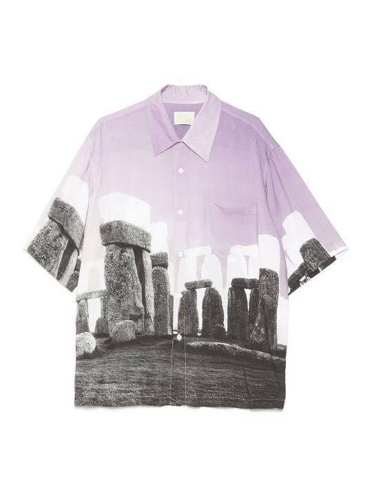 Aries 'stonehenge' Shirt