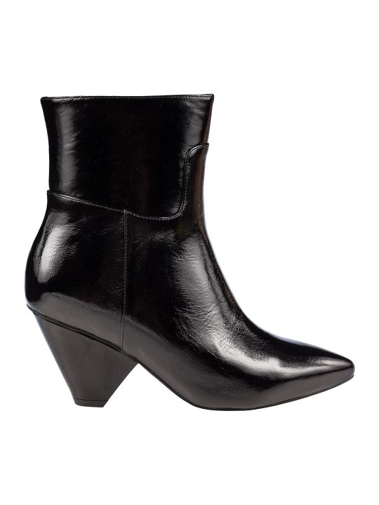 Jeffrey Campbell Side Zip Ankle Boots